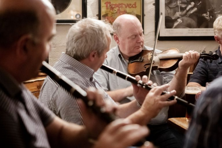 Gus O'Connor's Pub Doolin co. Clare - Irish Traditional Music Pub on Ireland's Wild Atlantic Way - Session