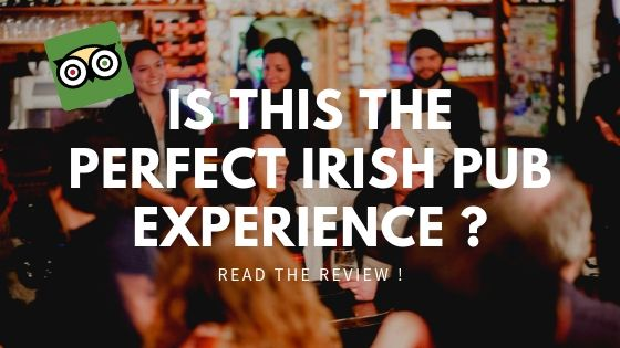 The best Irish Pub Experience - Gus O'Connor's Pub, Doolin, Co. Clare