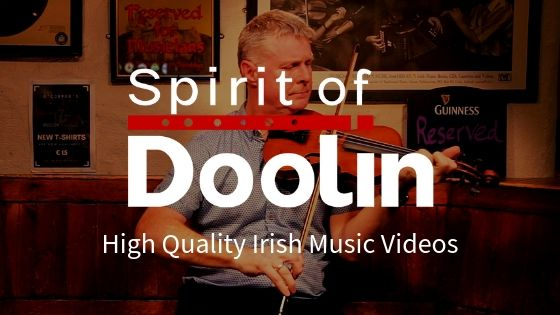 Spirit of Doolin - High Quality Irish Traditional Music Videos - Gus O'Connor's Pub - Irish Pub in Doolin, Co. Clare on Ireland's Wild Atlantic Way