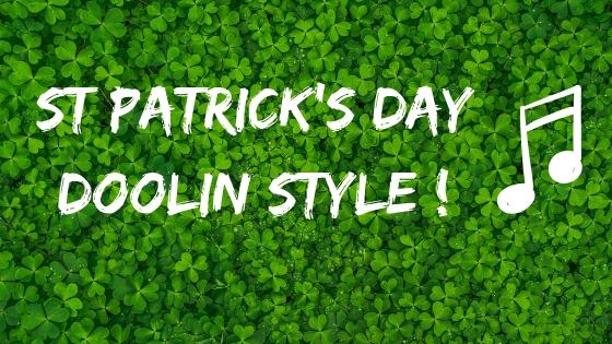 St Patrick's Day - Gus O'Connor's Pub - Doolin, Co. Clare - Irish Traditional Music