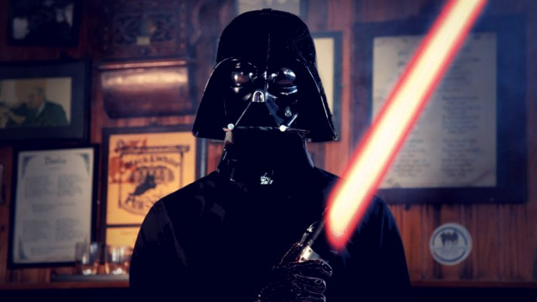 Star Wars Video -s Gus O'Connor's Pub Doolin Ireland - May the 4th be with you